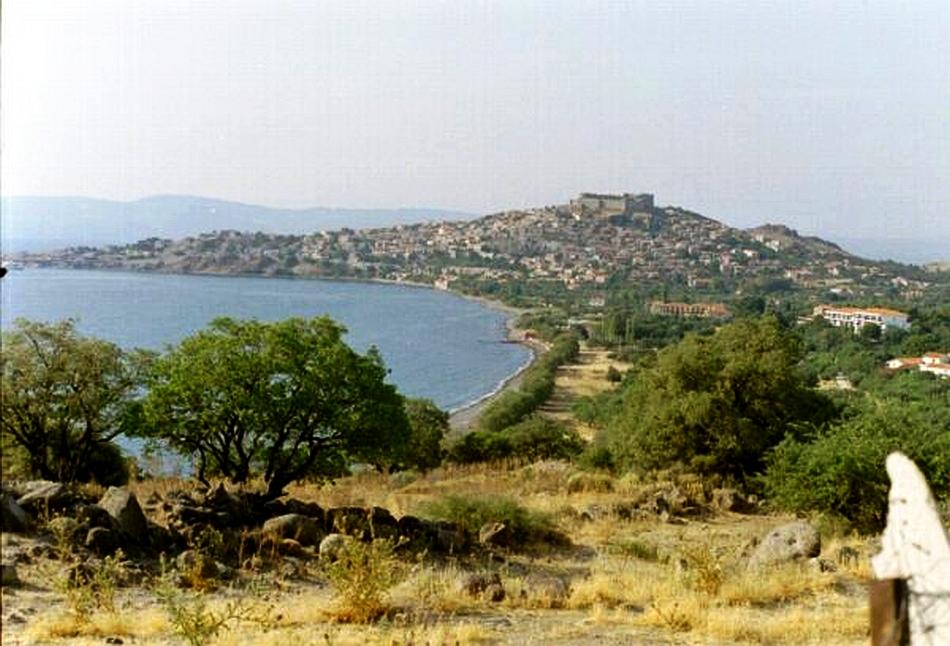 Lesbos-Eftalou